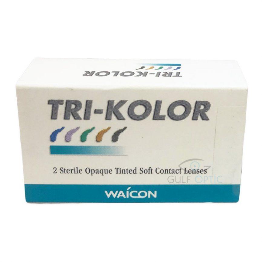 Waicon Trikolor color lenses 2 pack in dubai