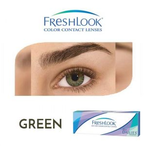 Freshlook One Day – Pure Hazel – 1 box 30 lenses
