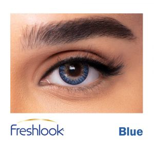 freshlook colorblend blue
