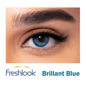 freshlook brilliant blue