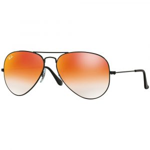 rayban Aviator Flash Lenses Gradient RB 3025