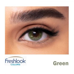 freshlook green