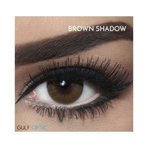 Bella Diamond Collection - Brown Shadow - 1 box 2 lenses