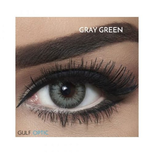 Bella Diamond Collection - Gray Green - 1 box 2 lenses