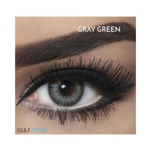 Bella Diamond Collection - Gray Green - 1 box 2 lenses