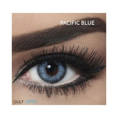 Bella Diamond Collection - Pacific Blue - 1 box 2 lenses