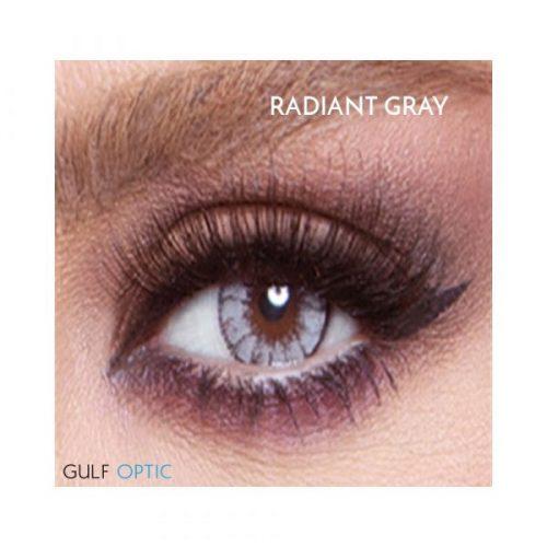 Bella Glow Collection - Radiant Gray - 1 box 2 lenses