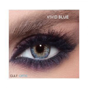 Bella Glow Collection - Vivid Blue - 1 box 2 lenses