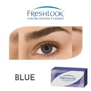 Freshlook Colorblends - Blue - 1 box 2 lenses