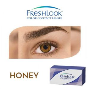 Freshlook Colorblends - Honey - 1 box 2 lenses