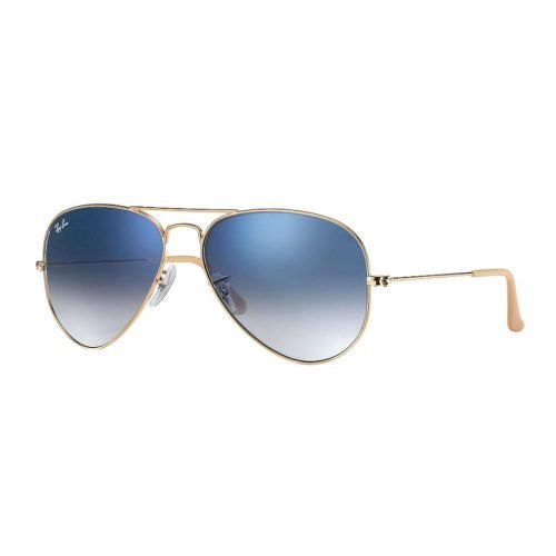 RABAN AVIATOR 3025 BLUE GRADIENT 58