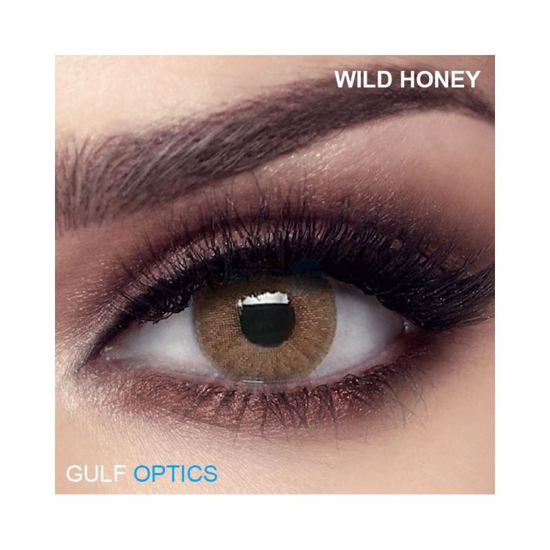 bella-elite-wild-honey-contact-lenses-gulf-optics