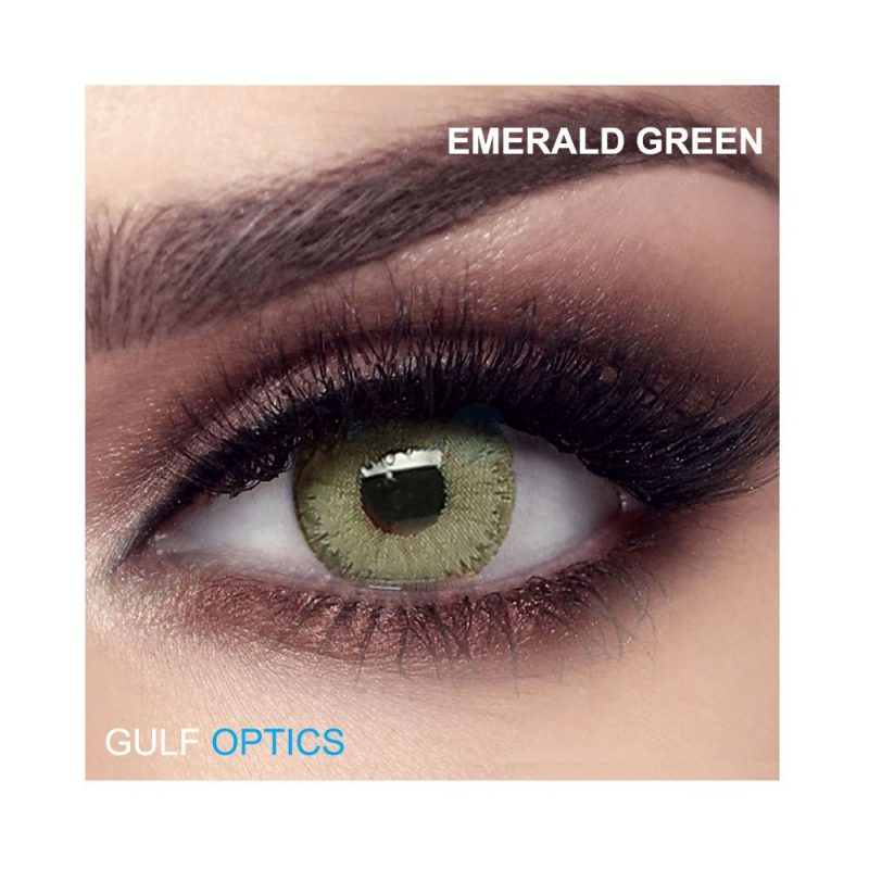 Bella Elite - Emerald Green - 2 lenses