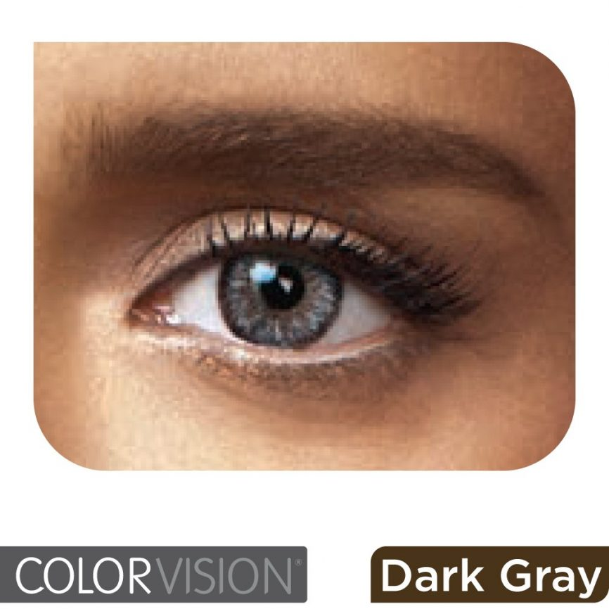 ColorVision - Dark Gray 2 Lenses - Monthly