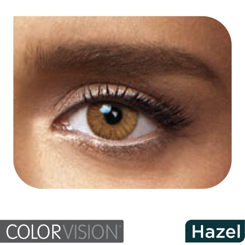 ColorVision - Hazel 2 Lenses - Monthly