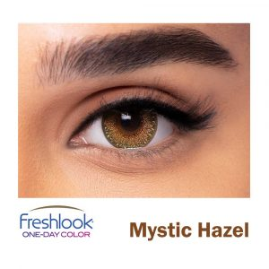 freshlook color contact lenses mystic hazel